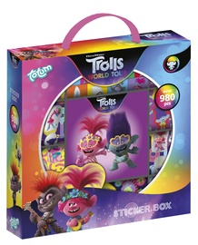 Totum Trolls World Tour Sticker Box 770546