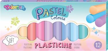 Plastilinas Colorino 12 spalvų 87805PTR