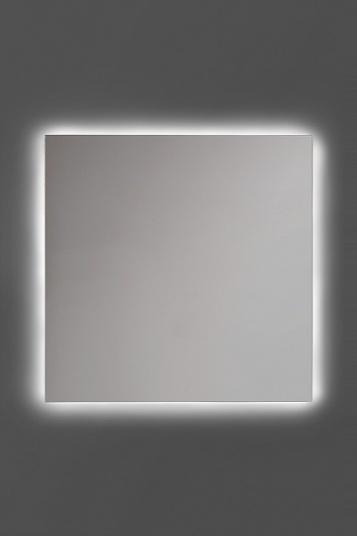 Peegel Andres Lady, valgustusega, riputatav, 50x60 cm