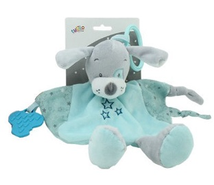 Axiom Cuddly Milus Dog Mint 25cm
