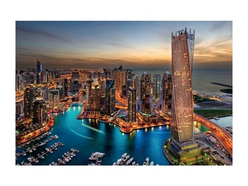 Signal Meble Dubai Glass Painting 120x80cm