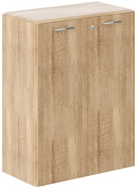 Skyland Office Cabinet With Lock DHC 85.1 Sonoma Oak 892х470х1185
