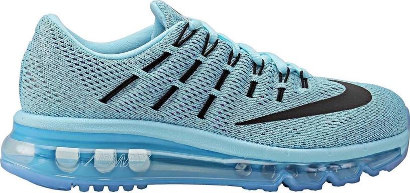 Nike Running Shoes Air Max 2016 806772-400 Blue 39