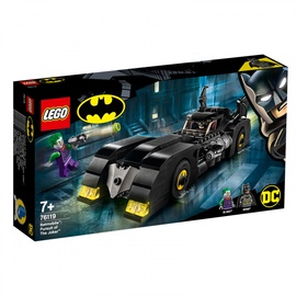 Konstruktorius LEGO®Super Heroes 76119 Batmobile™: The Joker™ gaudynės