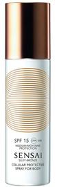Sensai Silky Bronze Protective Body Spray SPF15 150ml