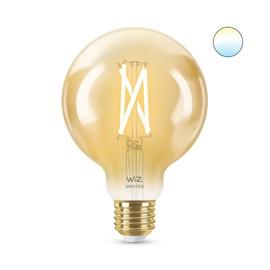 Лампочка WiZ 929002418101, led, E27, 6.7 Вт, 640 лм, многоцветный
