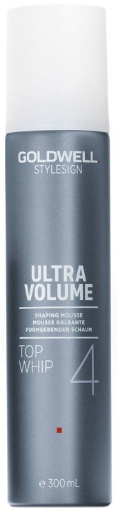 Goldwell Style Sign Ultra Volume Top Whip Strenghtening Mousse 300ml