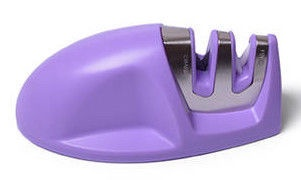 Fissman Knife Sharpener 10x4x5cm Purple