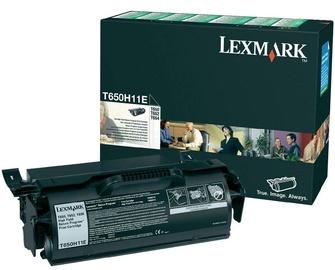 Тонер Lexmark T650H11E, черный