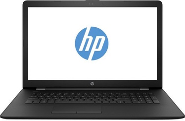 Nešiojamas kompiuteris HP 17-bs005nw Black 3QT03EA|1SSD
