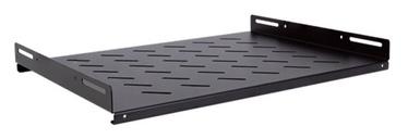 Linkbasic Fixed Shelf 19'' 350x471mm Black