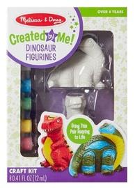 Melissa & Doug Created By Me Dinosaur Figurines Set