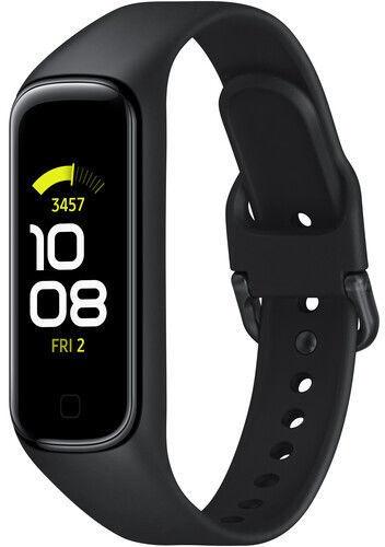 Умные часы Samsung Galaxy Fit2 Scarlet, черный