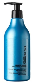 Shu Uemura Muroto Volume Pure Lightness Conditioner 500ml