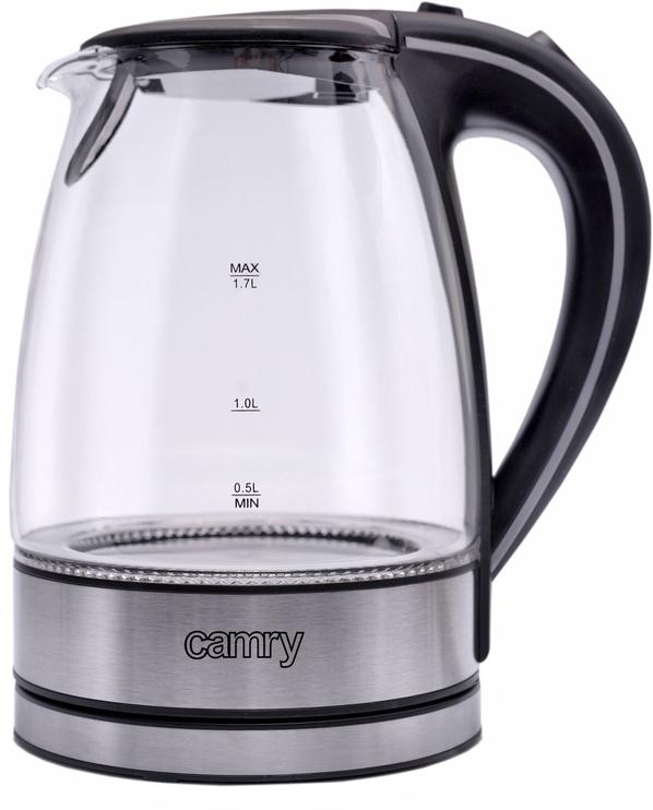 Электрический чайник Camry CR 1239, 1.7 л