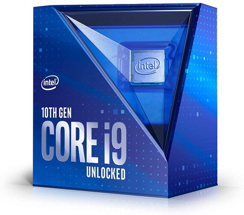 Procesors Intel® Core™ i9-10900K 3.7GHz 20MB BX8070110900K