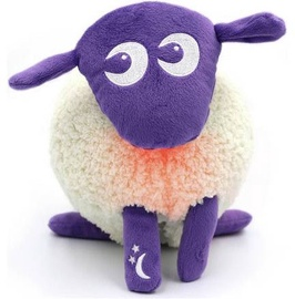 Sweet Dreamers Ewan Deluxe Baby Shushing Sleep Sheep Purple