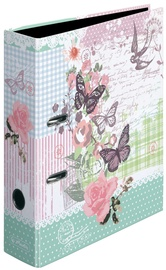Herlitz Lever Arch File A4 Ladylike Butterfly 11233061