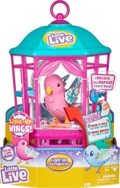 Moose Little Live Light-Up Songbirds S9 Cage 28624