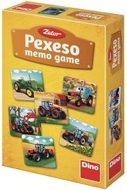 Dino Zetor Memo Game 62201