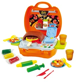 Playgo Dough Pizza Kitchen Set 8805
