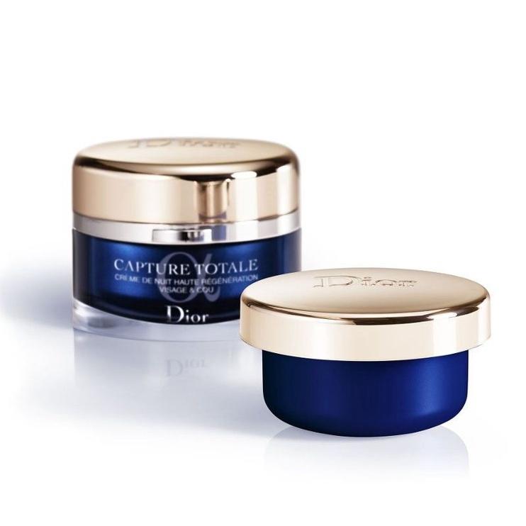 Christian Dior Capture Totale Night Restorative Cream 60ml Refill