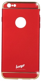 Beeyo Smooth Back Case For Samsung Galaxy S6 Red