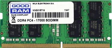 Goodram 8GB 2133MHz CL15 DDR4 SODIMM GR2133S464L15/8G