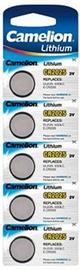 Camelion CR2025 Lithium x5