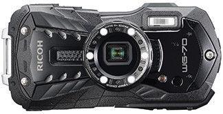 Seikluskaamera Ricoh WG-70 Black