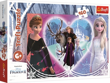 Puzle Trefl Frozen II, 160 gab.