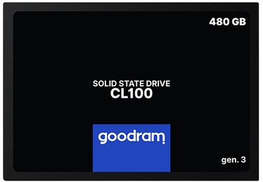 "Goodram CL100 480GB 2.5"" Gen 3 SATAIII"