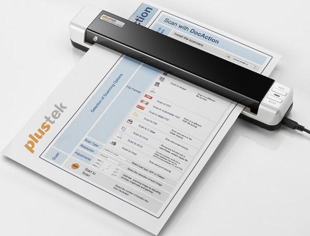 Plustek MobileOffice S410 Scanner
