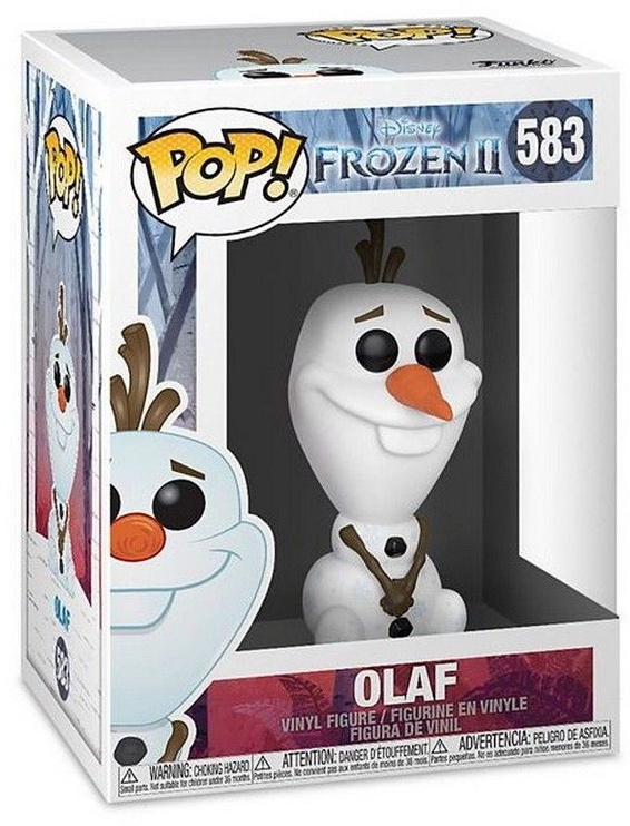 Funko Pop! Disney Frozen 2 Olaf 583