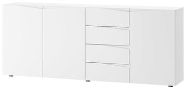 Kumode Szynaka Meble Lucca 03 200x83x38cm White