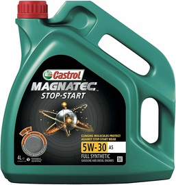 Castrol Magnatec Stop Start 5W30 A5 Engine Oil 4l