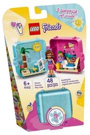 Konstruktors LEGO® Friends 41412 Olīvijas vasaras rotaļu kubs