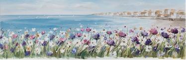 Pilt Home4you Flowery Coast, 1500 mm x 500 mm