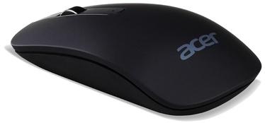 Kompiuterio pelė Acer Slim Black, laidinė, lazerinė