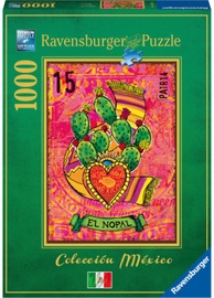 Ravensburger Puzzle Cactus 1000pcs 165414