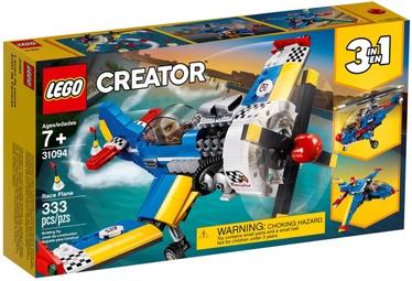 Konstruktorius LEGO® Creator 31094 Lenktyninis lėktuvas
