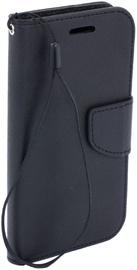 Telone Fancy Diary Bookstand Case For Microsoft Lumia 550 Black