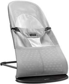 BabyBjorn Bouncer Balance Soft Silver/White Mesh 005029A
