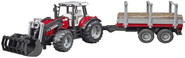 Bruder Massey Ferguson 7480 Tractor 02046