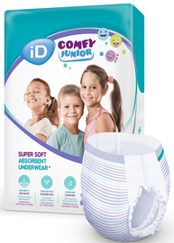 Подгузники iD Comfy Junior Pants, 4-7, 14 шт.