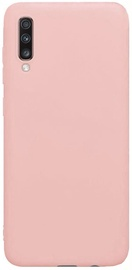 Evelatus Soft Touch Back Case For Samsung Galaxy A70 Beige