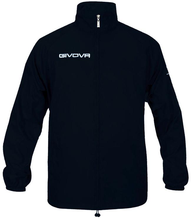 Куртка Givova Basico Rain Jacket Black M