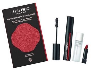 Комплект Shiseido ControlledChaos MascaraInk Black Pulse, 34 мл