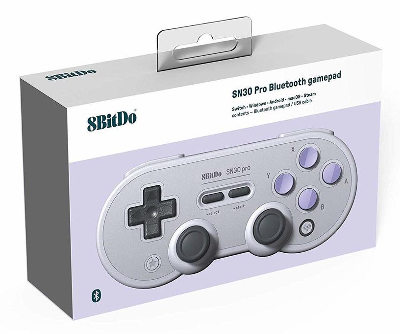 Žaidimų pultas 8BitDo SN30 Pro SN