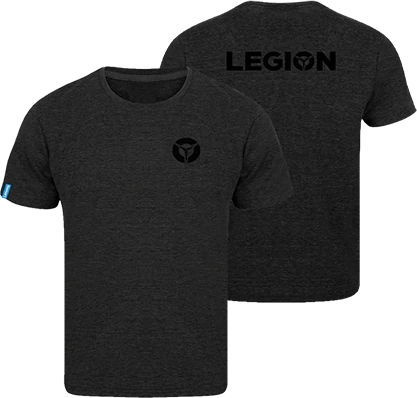 Lenovo Legion T-Shirt Male Dark Grey XL